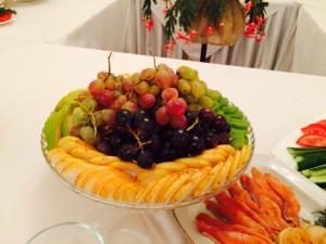 Фрукты+виноград
